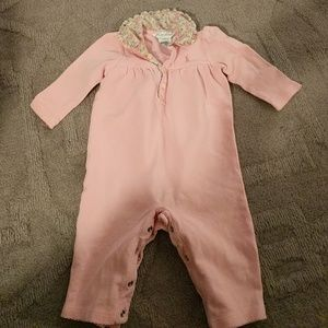 ❤Ralph Lauren 6M Baby Girl Onesie Light Pink❤
